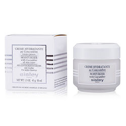 Sisley Botanical Moisturizer With Cucumber (Jar)--50ml/1.6oz