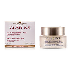 New Extra-Firming Night Rejuvenating Cream - All Skin Types --50ml/1.7oz (Packaging may vary)