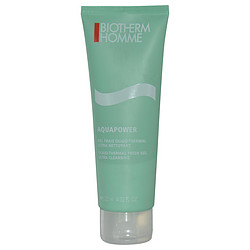 Homme Aquapower Olego-Thermal Fresh Gel Ultra Cleansing--125ml/4.22oz