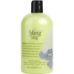Bling with Lemon Zing Shampoo