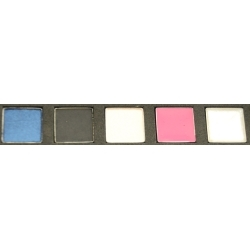 The Bow Collection Makeup Palette for Eyes & Lips