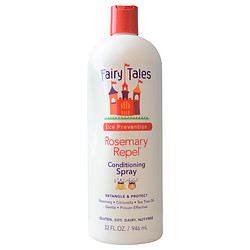 ROSEMARY REPEL LEAVE-IN CONDITIONING SPRAY 32 OZ (REFILL)