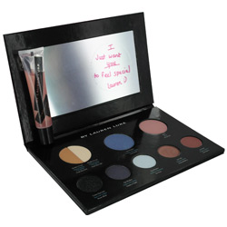 My Sultry Blues-Complete Makeup Pallet- Includes 2 Shadow Primers