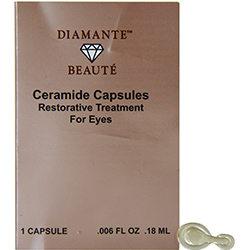 Ceramide Restorative Treatment Eye Capsules--Sample Size