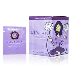 MED e TATE Antiperspirant Wipes --30 Packettes