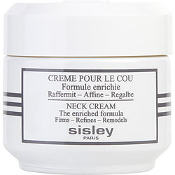 Sisley Neck Cream - The Enriched Formula -Firms- Refines-Remodels (Jar)--50ml/1.6oz