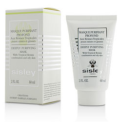 Deeply Purifying Mask With Tropical Resins (Combination And Oily Skin) --60ml/2oz