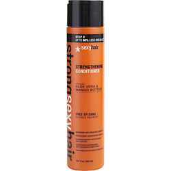 STRONG SEXY HAIR SULFATE FREE STRENGTHENING CONDITIONER 10.1 OZ
