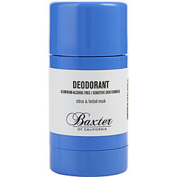 DEODORANT STICK (ALCOHOL FREE) 2.65 OZ