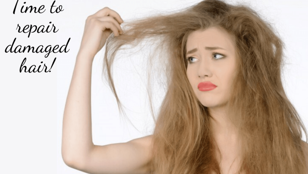 products for damaged hair