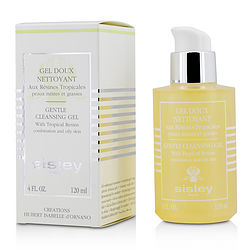 Gentle Cleansing Gel With Tropical Resins - For Combination & Oily Skin --120ml/4oz
