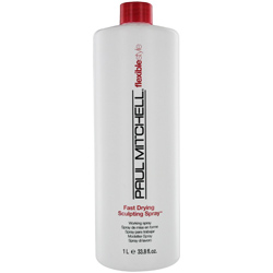 FAST DRYING SCULPTING SPRAY REFILL 33.8 OZ (WITHOUT SPRAYER)