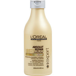 SERIE EXPERT ABSOLUT REPAIR SHAMPOO FOR VERY DAMAGED HAIR 8.45 OZ