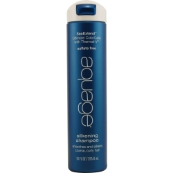 SILKENING SHAMPOO FOR COARSE AND CURLY HAIR 10 OZ