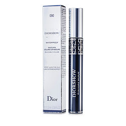 Diorshow Mascara Waterproof - # 090 Black --11.5ml/0.38oz