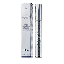 DiorShow Iconic High Definition Lash Curler Mascara - #090 Black --10ml/0.33oz