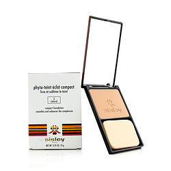 Phyto Teint Eclat Compact Foundation - # 3 Natural --10g/0.35oz
