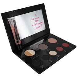 My Smokey Classics-Complete Makeup Pallet- Includes 2 Shadow Primers