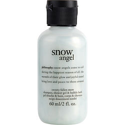 Snow Angel Shampoo