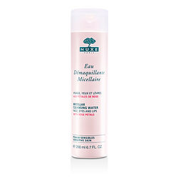 Eau Demaquillant Micellaire Micellar Cleansing Water (Sensitive Skin) --200ml/6.7oz