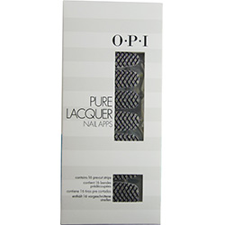 Pure Lacquer Nail Apps--Zig Zag Sparkle--16 pre-cut strips