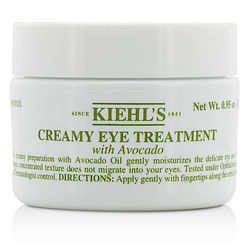 Creamy Eye Treatment with Avocado --28g/0.95oz