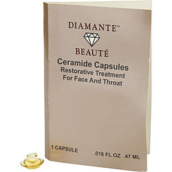 Ceramide Restorative Treatment For Face & Throat Capsules--Sample Size