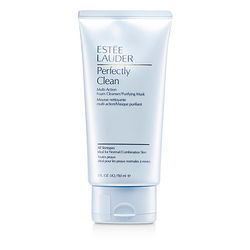 Perfectly Clean Multi-Action Foam Cleanser/ Purifying Mask Normal/Combination Skin--150ml/5oz