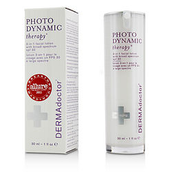 Photodynamic Therapy 3-In-1 Facial Lotion SPF 30 --30ml/1oz