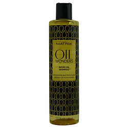 OIL WONDERS MICRO-OIL SHAMPOO 10.1 OZ