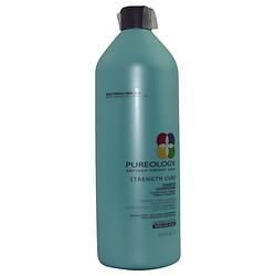 STRENGTH CURE SHAMPOO 33.8 OZ