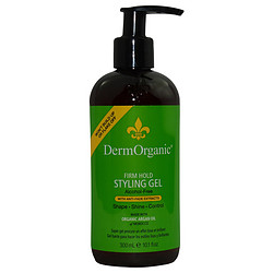 FIRM HOLD STYLING GEL (ALCOHOL FREE) 10.1 OZ