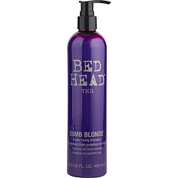 DUMB BLONDE PURPLE TONING SHAMPOO 13.5 OZ