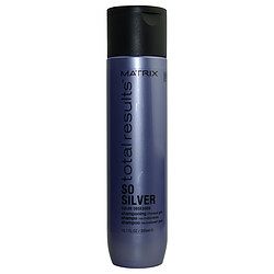 SO SILVER COLOR OBSESSED SHAMPOO 10.1 OZ