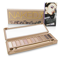 Naked 3 Eyeshadow Palette: 12x Eyeshadow