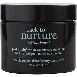 Back To Nurture Deeply Replenishing Sleep Mask  --60ml/2oz