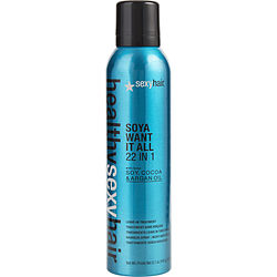 HEALTHY SEXY HAIR SOYA WANT IT ALL 22 IN 1 LEAVE-IN TREATMENT 5.1 OZ