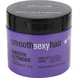SMOOTH SEXY HAIR SMOOTH EXTENDER NOURISHING SMOOTHING MASQUE 6.8 OZ