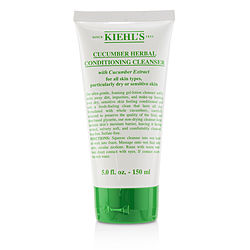 Cucumber Herbal Conditioning Cleanser --150ml/5oz