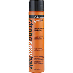 STRONG SEXY HAIR SULFATE FREE STRENGTHENING SHAMPOO 10.1 OZ