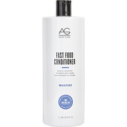 FAST FOOD LEAVE-ON CONDITIONER 33.8 OZ