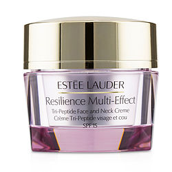 Resilience Multi-Effect Tri-Peptide Face and Neck Creme SPF 15 - For Normal/ Combination Skin --50ml/1.7oz