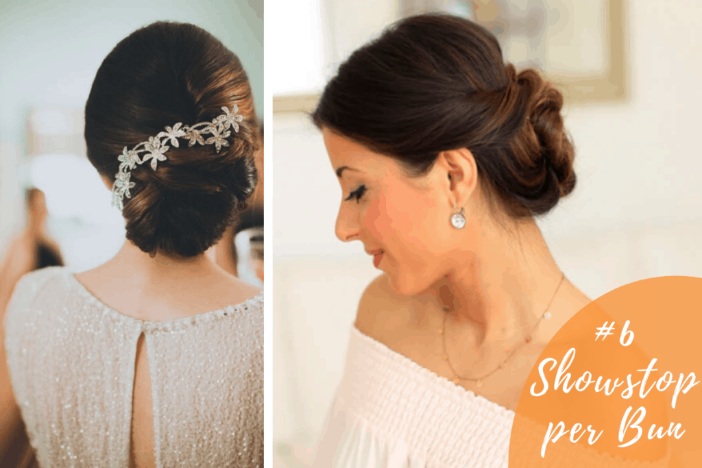 tight bun for party hairstyles