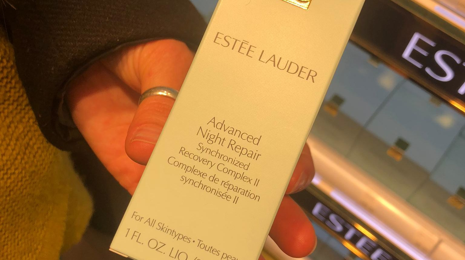 Advanced Night Repair - Estee Lauder